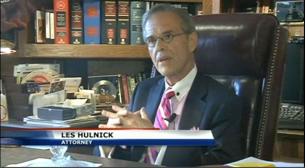 Attorney Les Hulnick